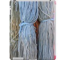 hank wool iPad Case/Skin