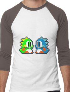 Bubbles. Awesome since 1986 Men's Baseball ¾ T-Shirt