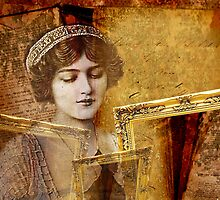 """Books are the Mirrors of the Soul....."" by Margi"