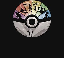 Pokemon Team  T-Shirt