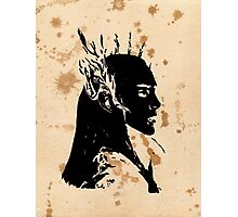 Elven king Photographic Print