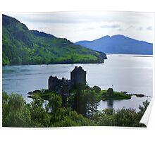 Eilean Donan Castle - Carr Brae Poster