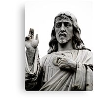 Sacred Heart Jesus Canvas Print