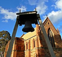 Old Goldfields Church #2 by Julie Sleeman