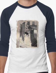 Broken Wings Men's Baseball ¾ T-Shirt