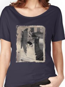 Broken Wings Women's Relaxed Fit T-Shirt