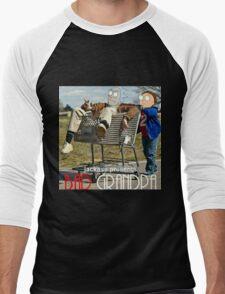 Bad Grandpa: Rick and Morty Men's Baseball ¾ T-Shirt