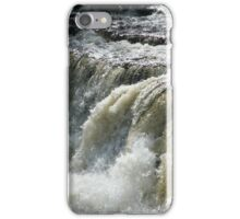The falls - Aysgarth North Yorkshire iPhone Case/Skin