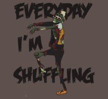 zombie shuffle by Shane Kark