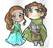 The Tyrell Siblings Poster