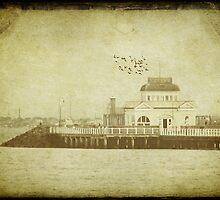 St Kilda Pier by Margi