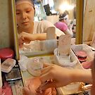 Makeup 、OSAKA JAPAN by yoshiaki nagashima