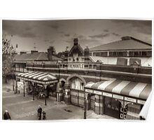 Fremantle Markets Poster