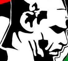 Durruti - Anarchy Flag Sticker