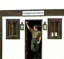 Feldgendarmerie (Military Police) by DixonFoto