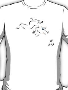 Pokemon 643 Reshiram T-Shirt