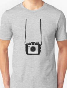 Vintage Camera Kodak Brownie Chiquita 127 Film T-Shirt