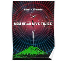You Only Live Twice - Movie Poster Poster