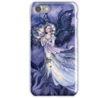 Fairy Fay Faery Fantasy Art by Janna Prosvirina iPhone Case/Skin