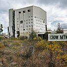 Woodsreef Asbestos Mine by rossco