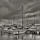 Fremantle Marina by HG. QualityPhotography