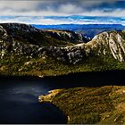Lookout over Dove Lake by MadKeane