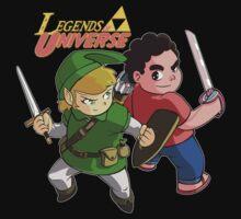 Legends of Universe Kids Tee