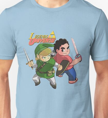 Legends of Universe Unisex T-Shirt