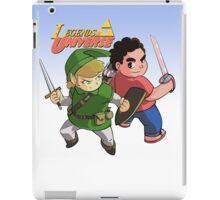 Legends of Universe iPad Case/Skin