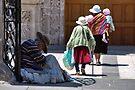Gente de San Augustin #4 by Alessandro Pinto