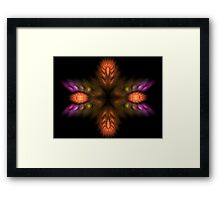 Soft & Colorful Framed Print