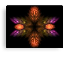 Soft & Colorful Canvas Print