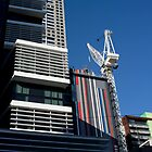 New Buildings Rising by Christina Norwood