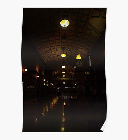Midnight Arcade Poster