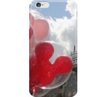 Main Street Balloons iPhone Case/Skin