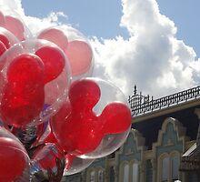 Main Street Balloons by disgirl