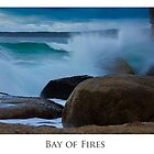 Bay of Fires - East Coast Tasmania by FocusImagery