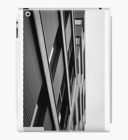 Grey Scale iPad Case/Skin
