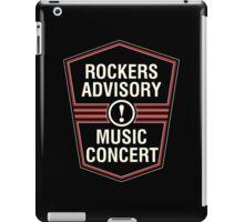 Rockers Advisory iPad Case/Skin