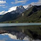 Rundle Forebay by Michael Collier