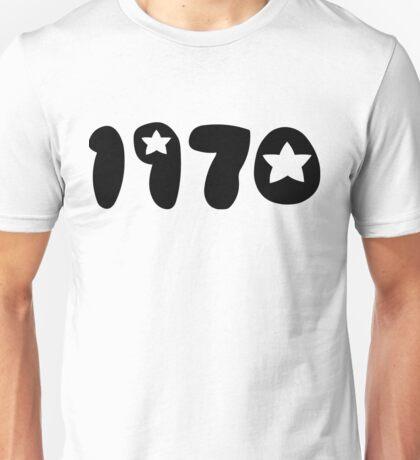 Nineteen Seventy. Unisex T-Shirt