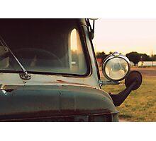 Rusty. Photographic Print