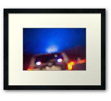 Storm Cruiser Framed Print