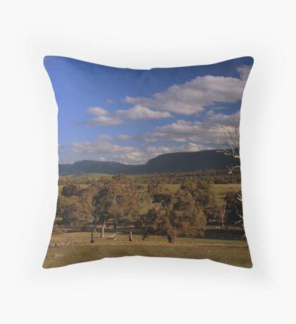 grampians Throw Pillow