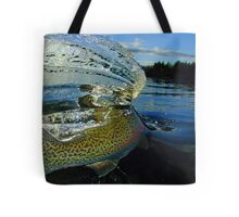 The Way Of The Trout Tote Bag