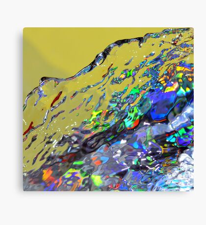 Space water 2 Canvas Print