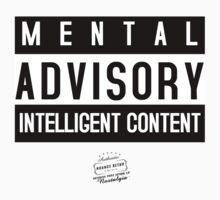 MENTAL ADVISORY - NUANCE RETRO One Piece - Short Sleeve