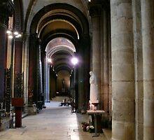 St Germain de pres(Paris)  by bertipictures