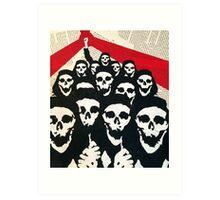 Testify Art Print