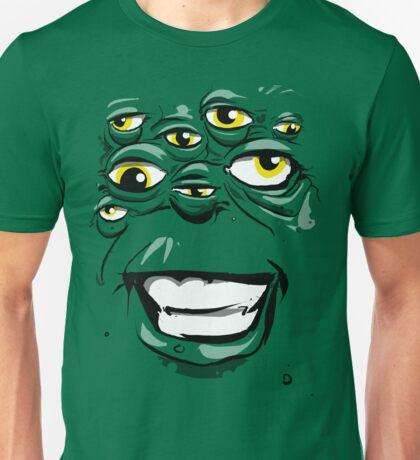 happy face Unisex T-Shirt